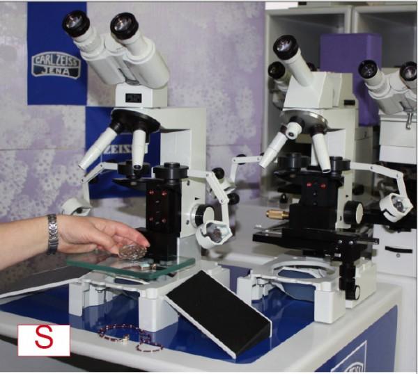 Techno-Tall Mikroskop