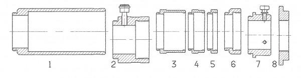 Adapter 1 - 8