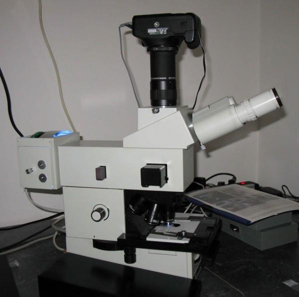 LED BW-O-5-fach Wechsler Einbausatz für HBO CZJ Mikroskope