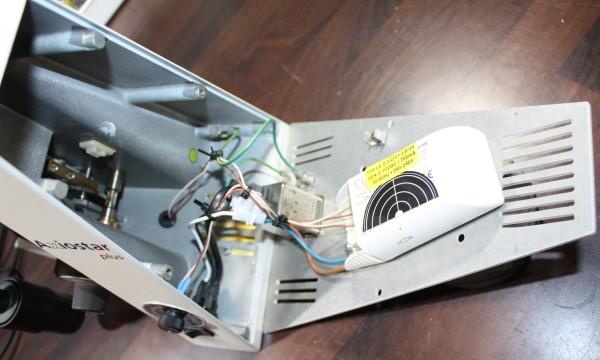 LED Einbau Axiostar Plus