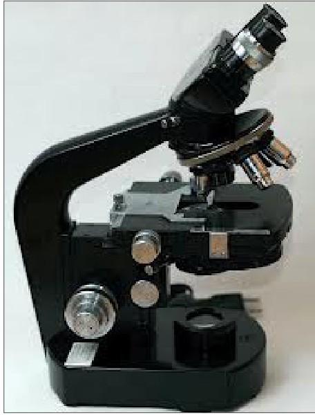 Wild M20 Mikroskop LED Umbau