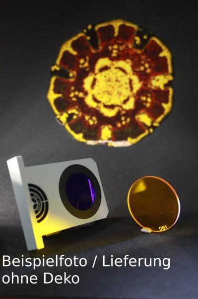 Fluoreszenz Filter Durchlicht Satz 460-490nm Universal