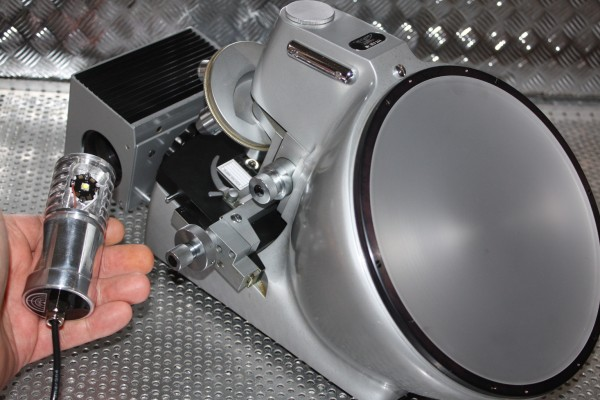 LED Umbau Reichert Mikroskop