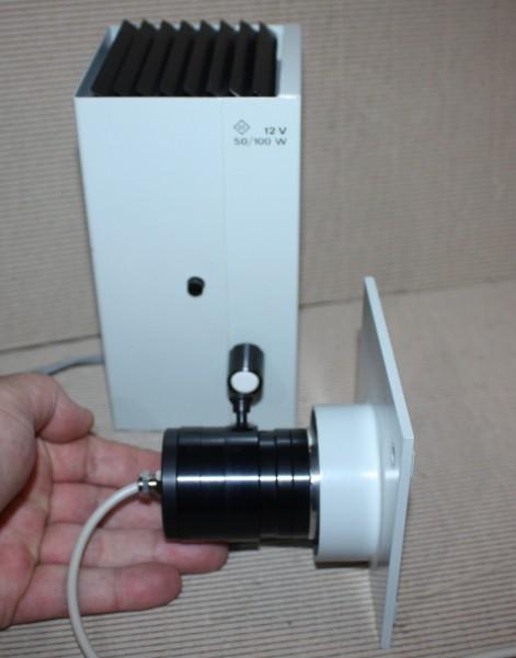 LED Umbausatz für Jenavert/Jenatech/Jenaval/Jenalumar für 12 V - 50/100Watt