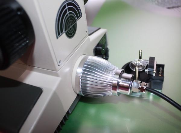 LED f. Olympus BHT / BH2 für 20 Watt