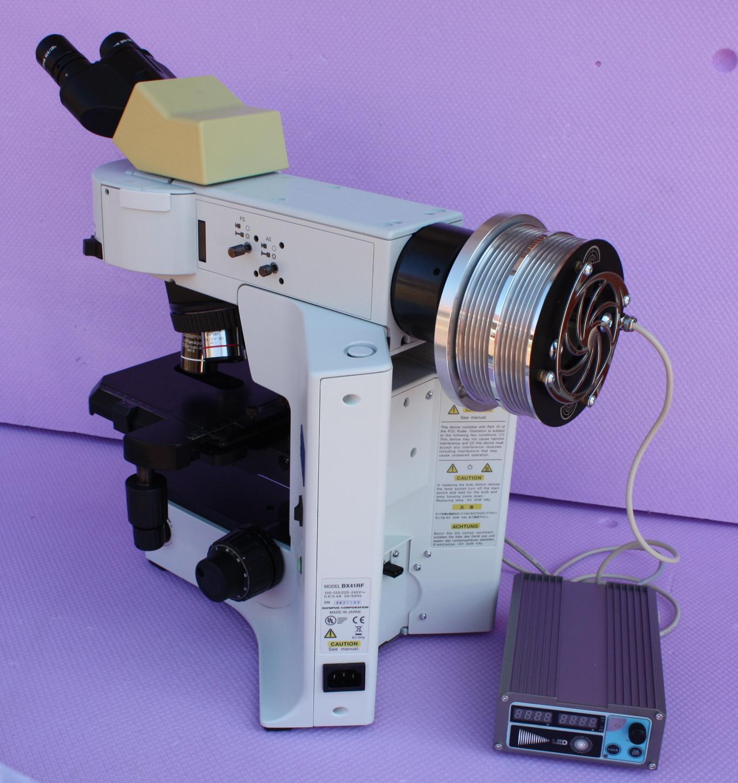 Olympus-BX-40-HP-LED