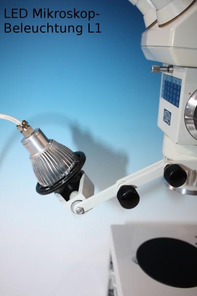 LED Mikroskopbeleuchtungen