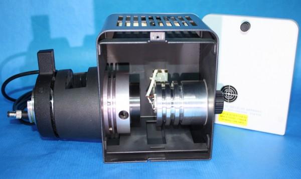 LED Mikroskopbeleuchtung Leitz Diaplan Durchlicht Umbau