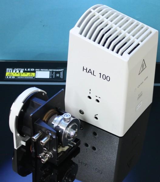 LED Einbau für Zeiss 100 Watt Halogengehäuse
