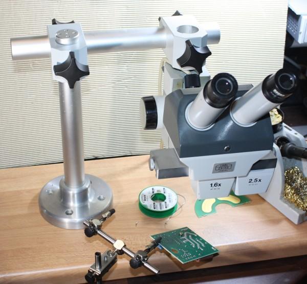 Stereomikroskop Zeiss West DRC Nr.1