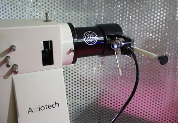 Axiotech LED Umbau Fluoreszenz