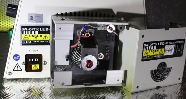 LED Einbau Mikroskop Axioskop 40