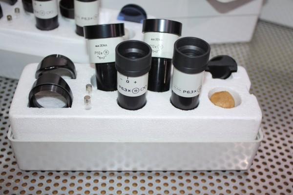 CZJ Original-Kunststoffbox u.a. mit P 6,3x