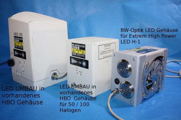 LED Axioplan/Axiophot 1+2/Axiotech/Axioskop/Axiotron