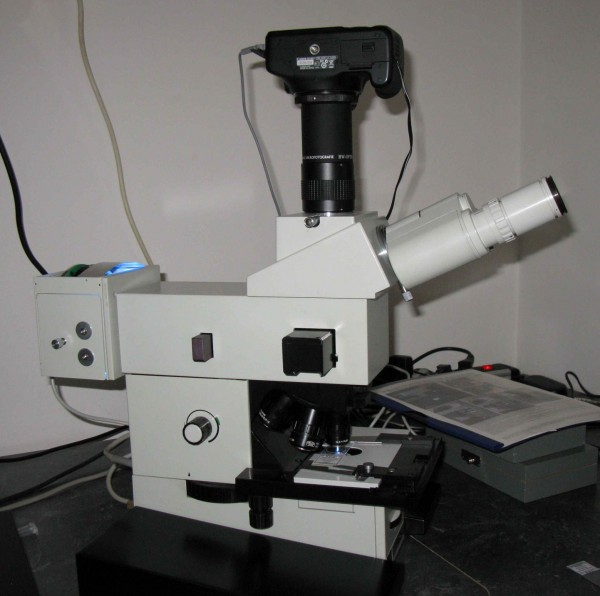 LED 5-fach Wechsler Einbausatz für HBO CZJ Mikroskope