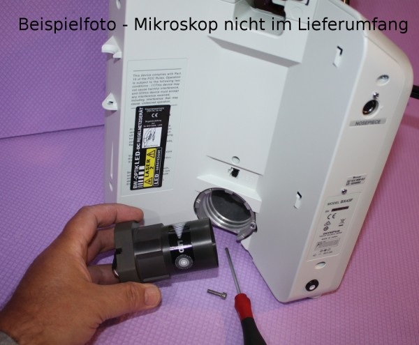 LED Mikroskopbeleuchtung Olympus BX43