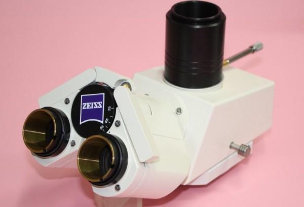 Trinokularer POL - Fototubus