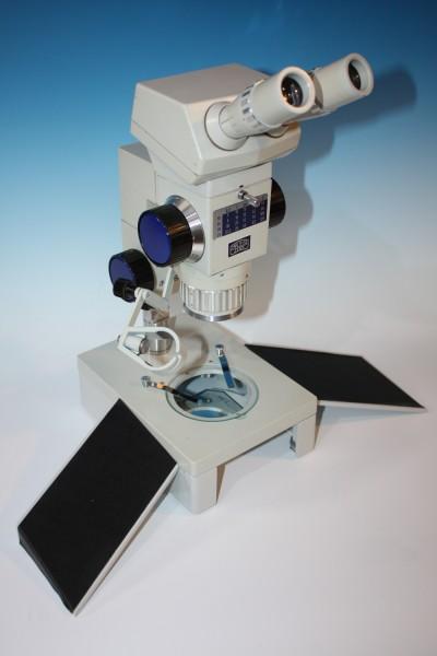 Stereomikroskop Zeiss Jena Technival 2/ST2 BW-O