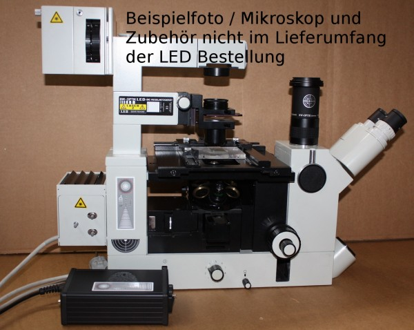 LED Durchlicht f. Sedival Zeiss Jena