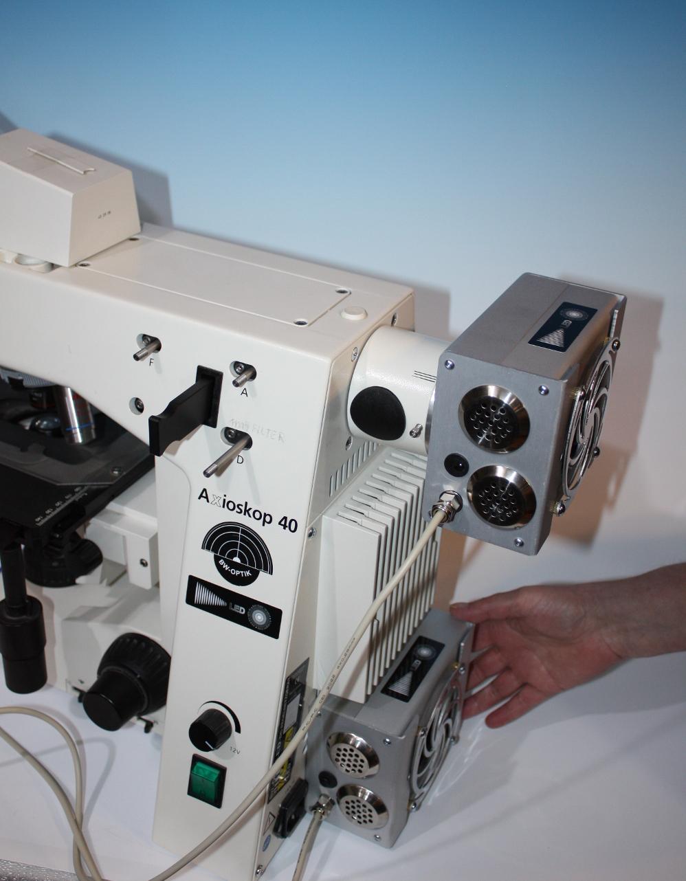 HP-LED-Durch-Auflicht-Axioskop