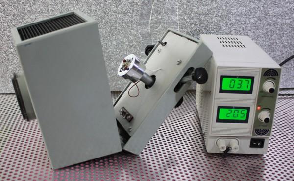 Vertival / Metaval LED Umbau für Auflicht Gehäuse HLWS 12 Volt / 50 / 100 Watt