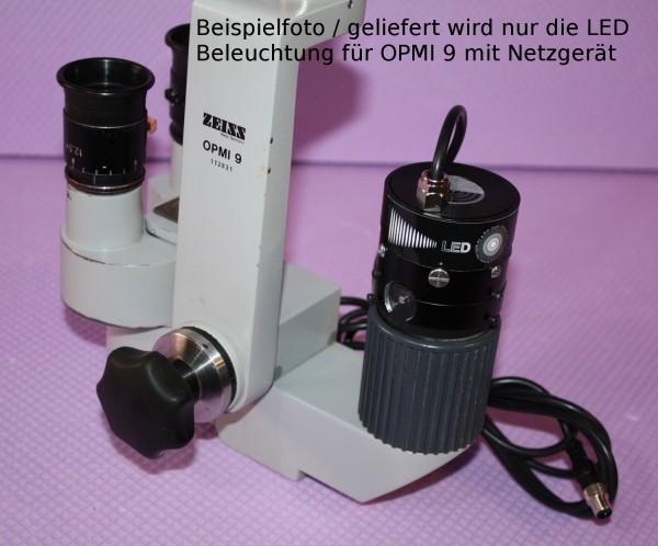 LED für OPMI 9