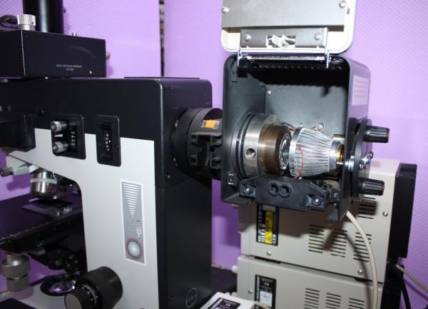 LED Einbau Leica Aristomed