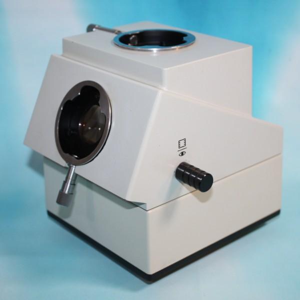 Trinokularansatz Zeiss Jena Mikroskop Jenalab